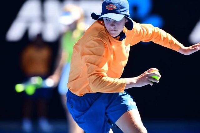 Australian Open Ballkids 2018
