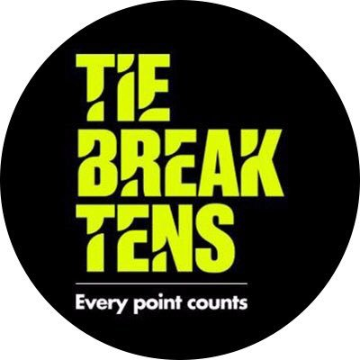 TIE BREAK TENS – because we need to practice tie breaks