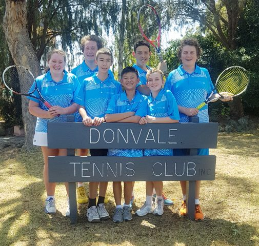 Donvale Tennis Club Polos