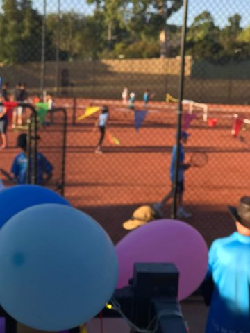 Donvale's Festival of Tennis