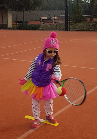 Tennis Fairy